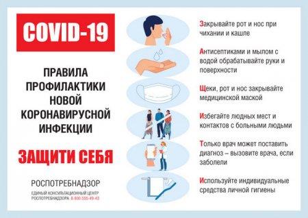 Защити себя!